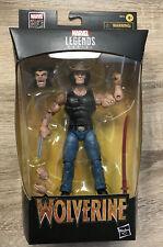 Marvel Legends Cowboy Wolverine Logan New X-men