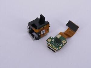 GENUINE GOPRO HERO 7 BLACK Usb Pcb Board and Frame with Sensor Flex Service Part