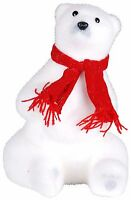 Cute White Polar Bears Ideal for Christmas Decoration Window Polar bear