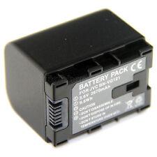 Battery for JVC BN-VG107 BN-VG108 BN-VG114 BN-VG121 AA-VG1 AA-VG1E AA-VG1U