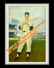 MICKEY MANTLE 1951 NEW 8 X 10 ROOKIE YEAR FANTASTIC  PHOTOGRAPH 2 AVAIL