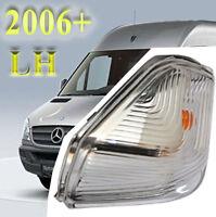 Mercedes Sprinter 2006 > Body Wing Mirror Door Indicator Passenger Left Side N/S