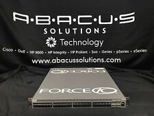 Dell Force10 S4810P-AC-R Switch 48 x 10GbE SFP+ Reverse Airflow Dual AC