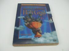 MONTY PYTHON AND THE HOLY GRAIL DVD (GENTLY PREOWNED)