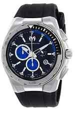 TechnoMarine Men's 110011 Cruise Black Stainless Steel Watch