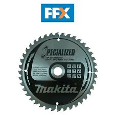 Makita B-40593 190mm x 20mm x 40T Specialized Mitre Saw Blade