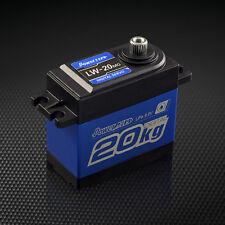 Power HD 20KG Waterproof digital servo
