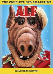 ALF COLLECTION: SEASON 1 -4 NEW DVD