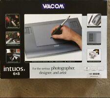 Wacom INTUOS3 6x8 MEDIUM PTZ-630 TABLET Wireless Mouse wireless Pen Adobe Photo
