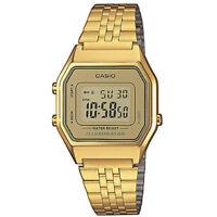 Reloj Casio Retro Dorado LA680WEGA-9ER Elegante, Ciberwatch, ¡Envío 24h Gratis!