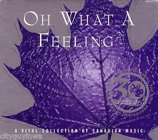 What A Feeling Vital Collection Canadian Music 4CD Classic Rock LOVERBOY BAND