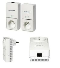 2x Netgear AV200 Powerline Adapter Internet an der Steckdose Strom Powerlan