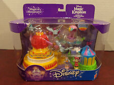 NEW Disney Dumbo Flying Elephant PLAYSET Magic Kingdom Miniatures Polly Pocket