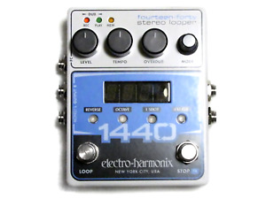 Used Electro-Harmonix EHX 1440 Stereo Recording  Looper Guitar Effects Pedal