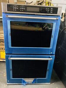"open box 30"" Double Oven Kitchenaid KODE500ESS03"