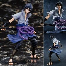 Collections Anime Figure Toy Naruto Uchiha Sasuke Figurine Statues 24cm