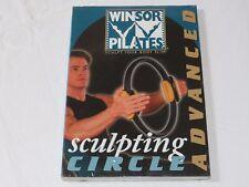 Winsor Pilates Sculpting Circle Advanced DVD DVD Only Guthy-Renker NEW