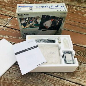 Vtg Radio Shack Business/Home Wireless Paging System PG-99 17-6020 new sealed