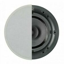 """2 X Q Acoustics Qi65cb Systemline 6.5"""" Pro Stereo in Ceiling Speaker 60w"""