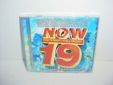 Now That's What I Call Music 19 by Various Artists CD Music