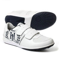 New HENRI LLOYD SPINNAKER STRAP Men's Trainers Shoes White UK 7.5