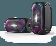 Anker Soundcore Rave Portable Party Speaker with 107Db Sound, Light Show, 24 Hou
