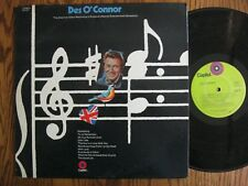 Des O'Connor LP 1970 Self titled EX Capitol stereo ST 457