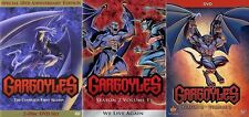 Gargoyles: Season 1 & 2: Volumes 1 & 2 Complete Collection Series DVD Disney Set