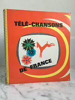 Tele-Chansons de France Chocolate Potro (Falta 1 Etiquetas)