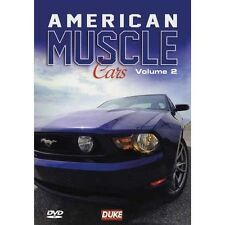 American Muscle Cars Volume 2 - DVD Region 4 Brand New Free Postage