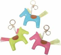 Harry's Horse Leather Horse Key Ring  Harry's Horse