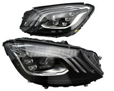 MERCEDES BENZ S CLASS W222 FACELIFT FULL LED HEADLIGHT RIGHT & LEFT SIDE OEM NEW