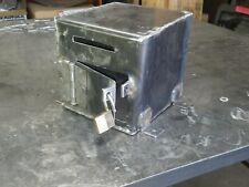 Heavy Duty Steel Safe Money Drop Box Deposit Cash one-way