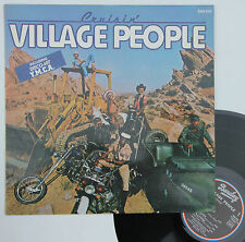 "Vinyle 33T Village People  ""Cruisin' - Y.M.C.A."""
