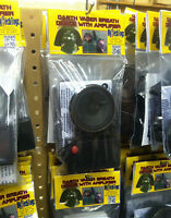 """NEW DARTH VADER BREATHING DEVICE SOUND COSTUME RUBIES WITH 2"""" SPEAKER FAST SHIP!"""