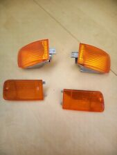 Porsche 964 Front Bumper Indicators & Lens Cover Panels