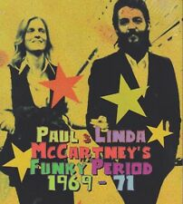 PAUL McCARTNEY Funky Period 69-71>>4CD/20 Pg. Booklet