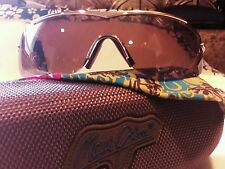 "Maui jim""SANDBAR""511-16 GOLD/BRONZE NEW DISPLAY IN CASE,IMPOSSIBLE FIND!"