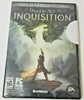 New Sealed Dragon Age Inquisition: Deluxe Edition PC
