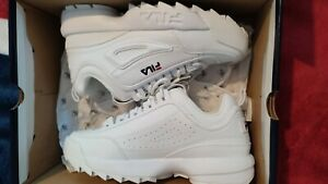 CHAUSSURES FEMMES SNEAKERS FILA DISRUPTOR LOW WMN [1010302 1FG]