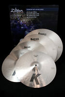 Zildjian K0801C K Series Country Pack Cymbal Box Set