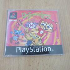 UM JAMMER LAMMY - Playstation PS1 Promo Disc - Full Game