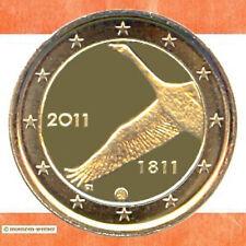 Sondermünzen Finnland: 2 Euro Münze 2011 N.Bank Sondermünze zwei€ Gedenkmünze
