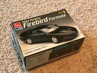 1994 Pontiac Firebird Formula Model Car Kit NEW Sealed inside AMT ERTL 1/25