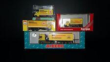 SET DMS Carl Balke AWM Albedo Herpa Niederflurfahrzeug 1/87 Neu OVP 5 Fahrzeuge!