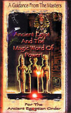 Egyptian Magic Word of Power,Malachi Z York,Occult,Esoteric,Amorc,Rosicrucian