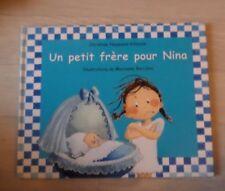 Un petit frère pour Nina - Barcilon, Marianne