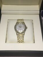 Omega Automatic Constellation mens watch gold Pie Pan 1960s vintage