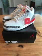 Nike Air Jordan Retro 3 Katrina SZ 11 Hall Of Fame Cement Retro 136064-116 788db2da0