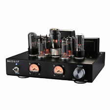 Douk Audio 6P1 Vacuum Tube Amplifier Stereo Class A Single-Ended Amp Handcrafted